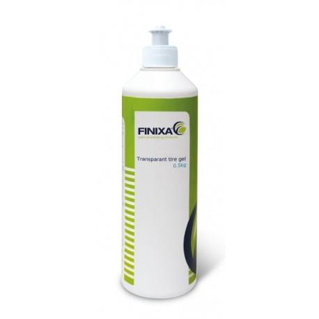 Gel nettoyant pour pneus et plastiques extérieurs Finixa