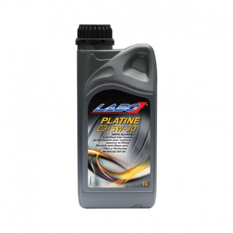 Fuchs lubrifiant moteur Labo Platine C3+ 5W-30 en 1 litre