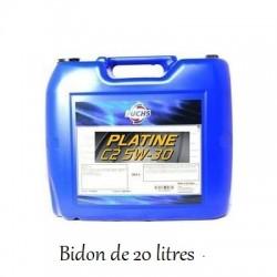 Fuchs lubrifiant Labo Platine C2 5W-30 (huile moteur PSA / Toyota / Lexus / Fiat / Renault) 1 litre
