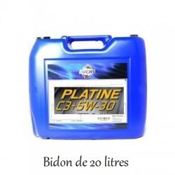 Fuchs Lubrifiant Labo Platine C3+ 5W-30 (huile de moteur Volkswagen / Mercedes-Benz) 1 litre