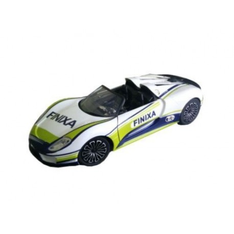 Voiture radiocommandée Porsche 1/10eme Finixa Race car Porsche 1/10