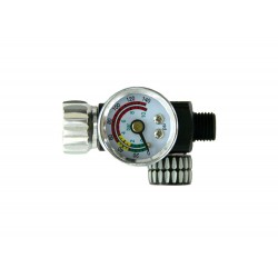 Manomètre à réglage de pression pour pistolet peinture Finixa SPG 500-800-900