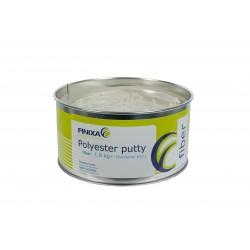 Mastic Polyester à base d'aluminium Hb Body BODYALU 255 + durcisseur