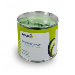 Mastic polyester ultra-léger 2K Finixa Polyester Extra Light (Finixa GAP 33)