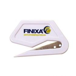 Set de 4 couteaux à mastic en métal (masticage des surfaces)