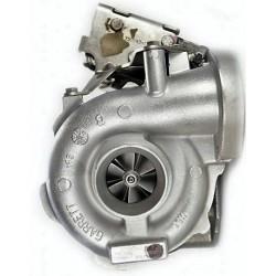 Turbo Garrett 750080-5019S Bmw Série 5 Turbo diesel 2.5L (163-177 cv)