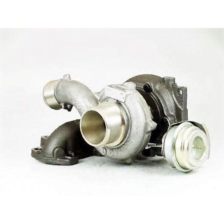 Turbo Garrett 755042-9004S Opel - Fiat 1.9L 8V
