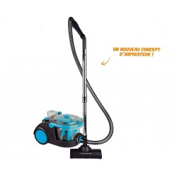 Aspirateur par filtration d'eau Turbo Brush