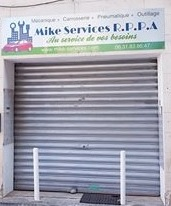 Magasin Physique Mike Services RPPA